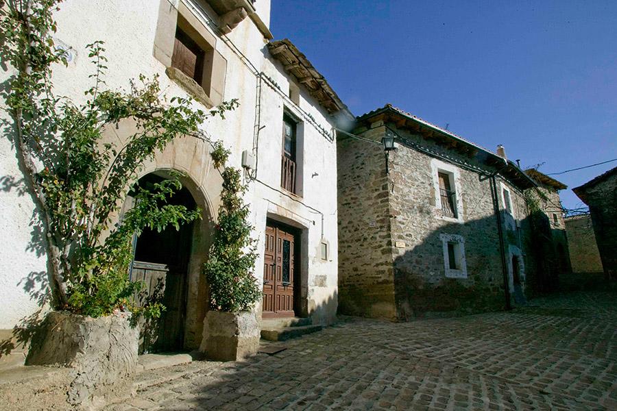 pueblos comarca cinco villas