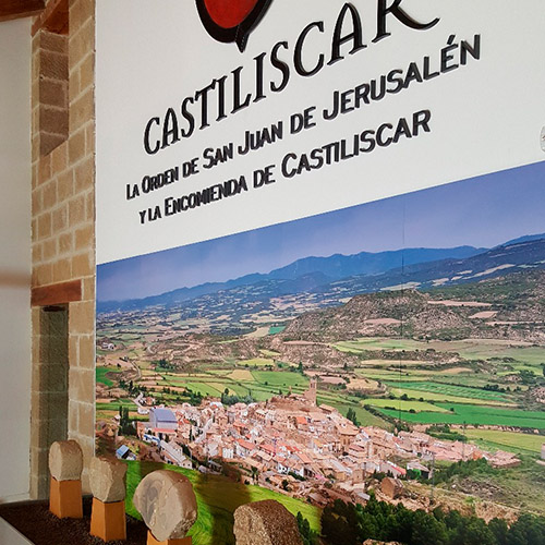 Castiliscar. Centro de la Orden de San Juan