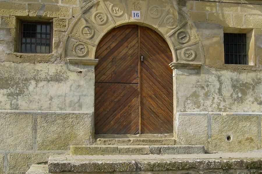 las pedrosas municipio comarca cinco villas