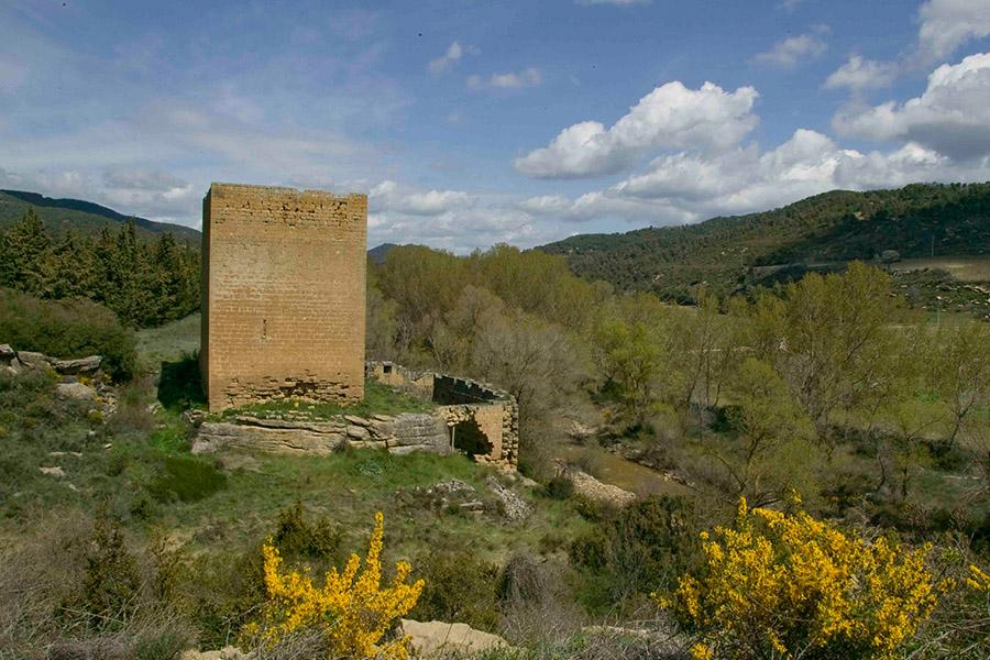 luna pueblos comarca cinco villas