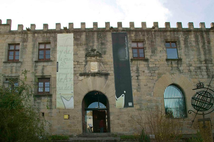 oficina turismo sos del rey catolico