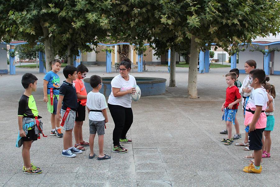 juventud comarca cinco villas